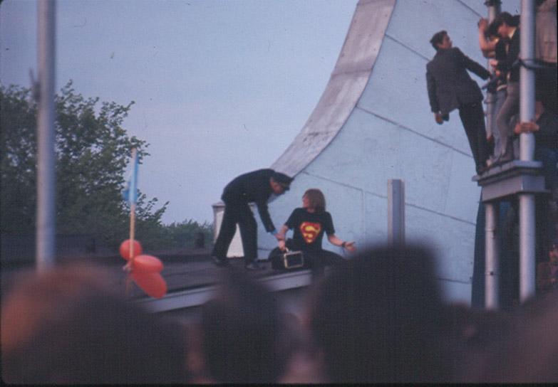 Jefferson Airplane Grant Park, Chicago, 1969